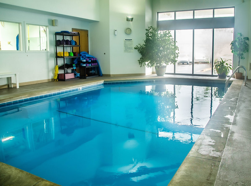Mountain Physical Therapy | Aquatic Therapy Pool