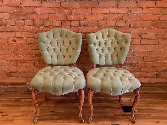 Sally Club Chair Set