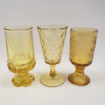 Yellow Depression Glass