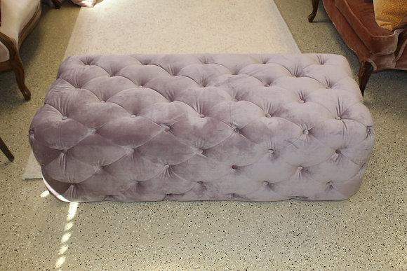 Lavender Ottoman