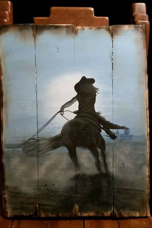 Dusty Cowgirl