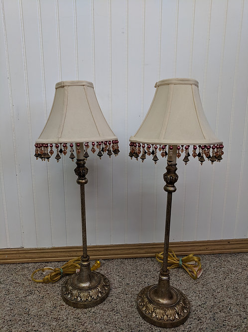 Decorative Brass Lamps