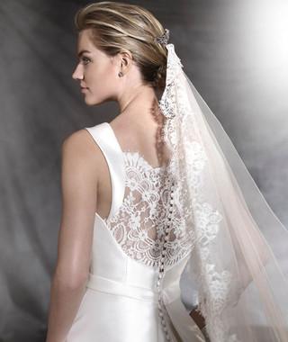 Modern Veils Wedding Accessories Kalispell
