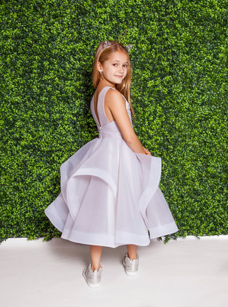 Hayley Paige Flower Girl Dress