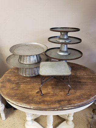 Industrial Cake Plates