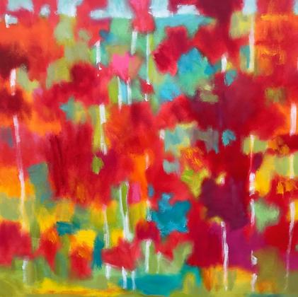 Marshall Noice | Hillsdale | Oil on Canvas | 36x36