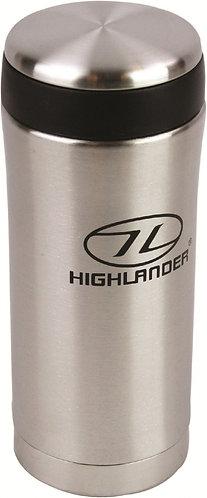 Sealed Thermal Mug - Silver