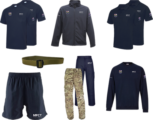 Personalised Staff Bundle - Military