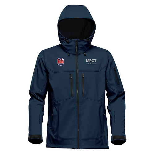 Personalised Stormtech Epsilon II Waterproof Jacket (Sports)