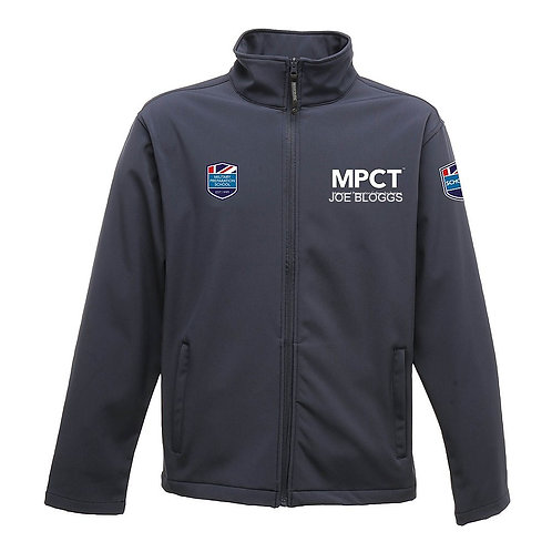 Personalised Staff Softshell Jacket (MPS)