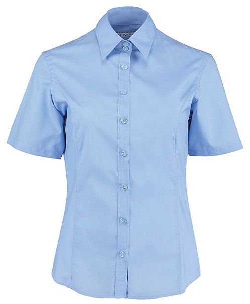 Women's Business Blouse S/S (Tailored Fit)