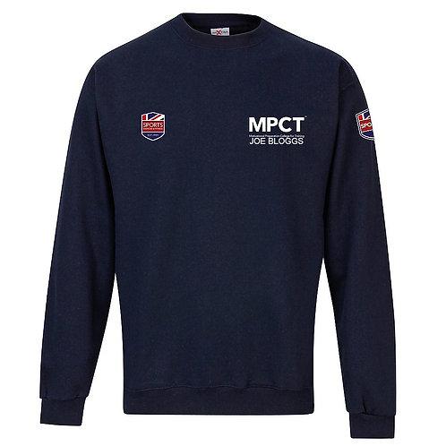 Personalised Staff Sweat Shirt (SPORTS)