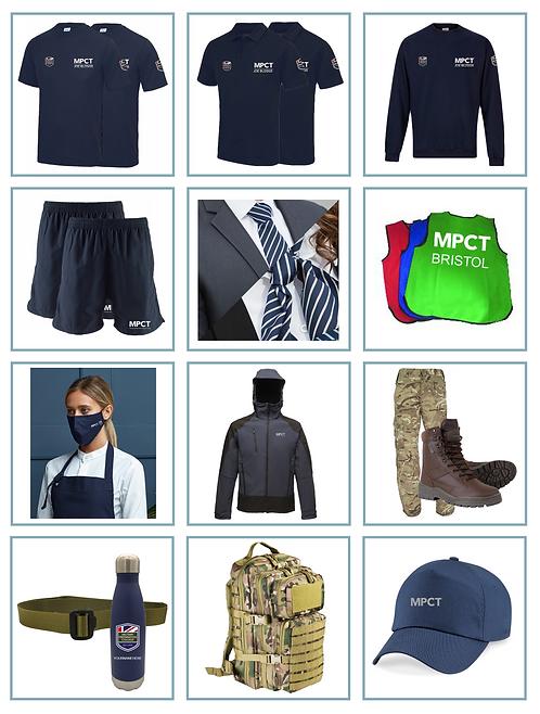 Bundle 4 - Military