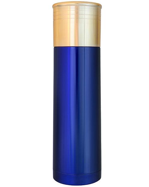 Cartridge Flask - Metallic Blue
