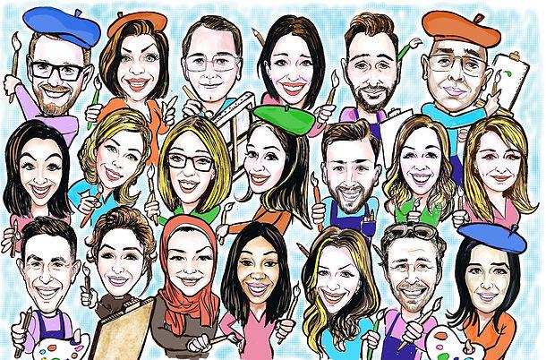 web group caricature.jpg