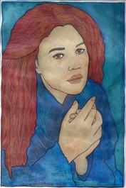 Treurende Maria Magdalena 4