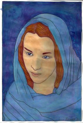 Treurende Maria Magdalena 3