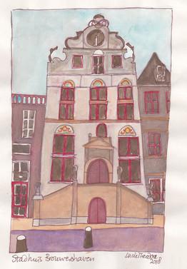 Stadhuis, Brouwershaven