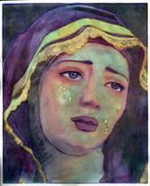 Treurende Maria Magdalena 1