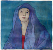 Treurende Maria Magdalena 2