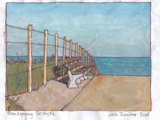 Strandopgang Ter Heijde - 1