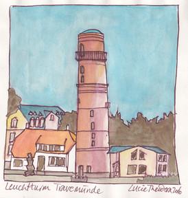 Leuchtturm, Travemünde