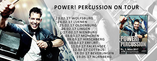 Power Percussion Schlagzeuger München Event Trommelshow Munich Teambuilding