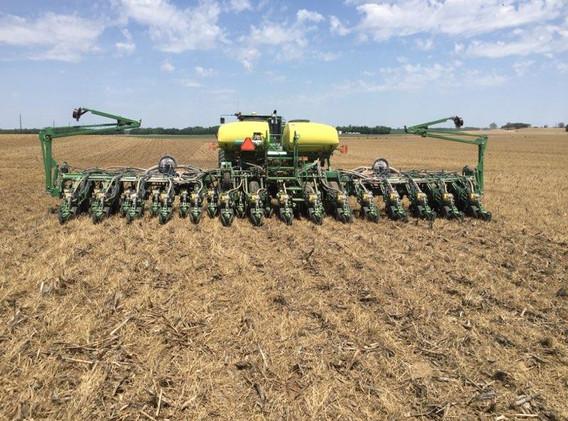 No-till into terminated cover crop.jpg