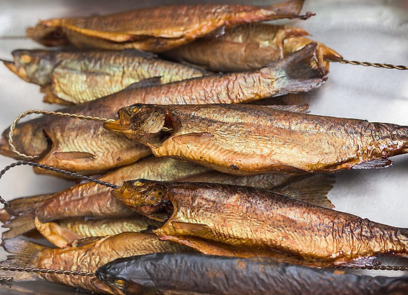 Goulburn River Smoked Rainbow Trout CHILLED