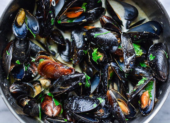 Victorian Mussles Whole FRESH