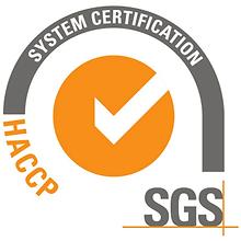 Ash Bros HACCP Certificate
