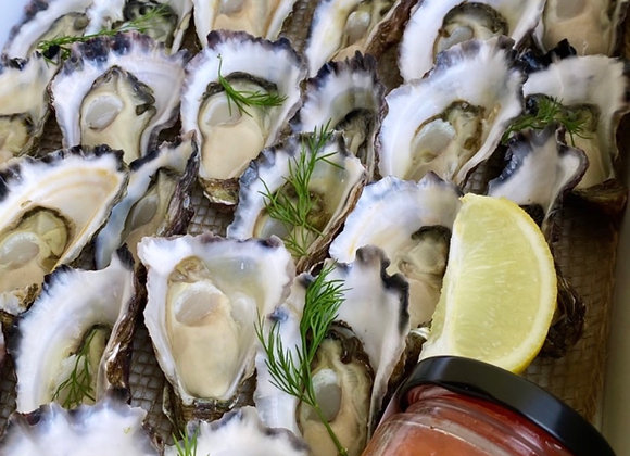 Loaded Oyster Pack