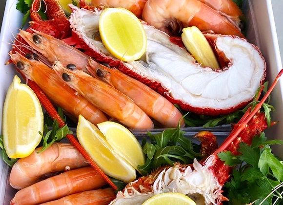 Deluxe Lobster & Prawn Pack