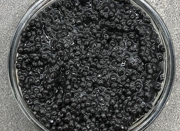 Spanish Avruga Black Caviar Jar CHILLED