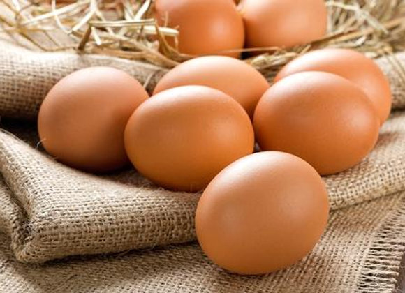 Victorian Country Pride Pure And Natural Free Range Eggs FRESH
