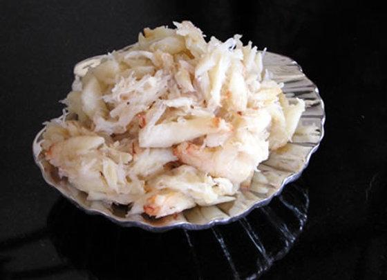 Australian Blue Swimmer Crab Meat Raw FROZEN
