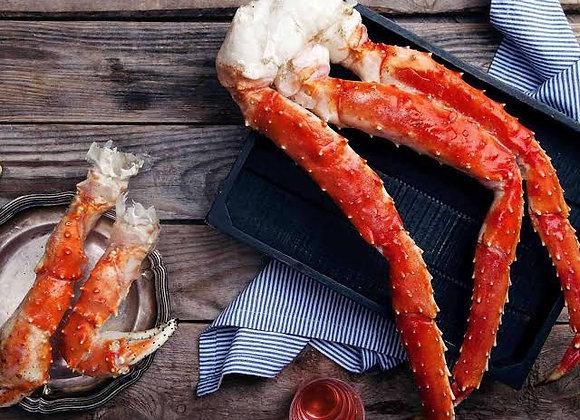 Alaskan King Crab Legs FROZEN