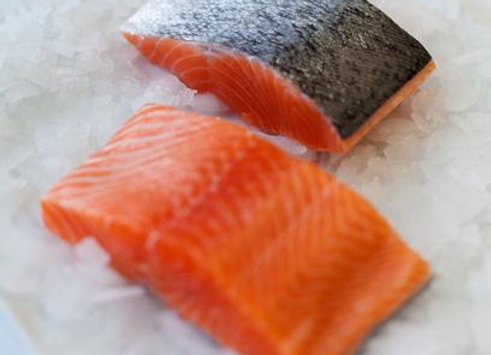 Tasmanian Huon Atlantic Salmon Portions FRESH