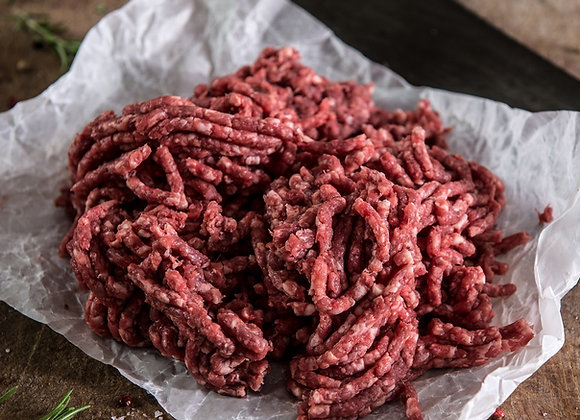 Australian Grass Fed Raw Beef Mince Black Angus Yearling FRESH
