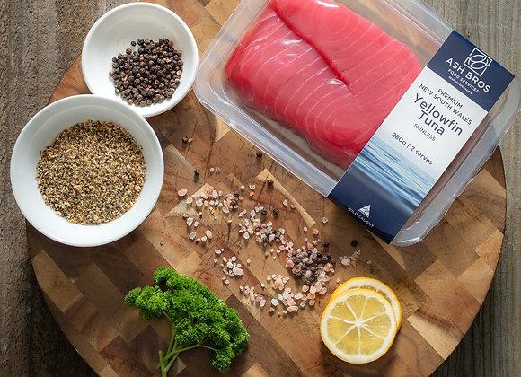Australian Yellowfin Tuna Portions FRESH