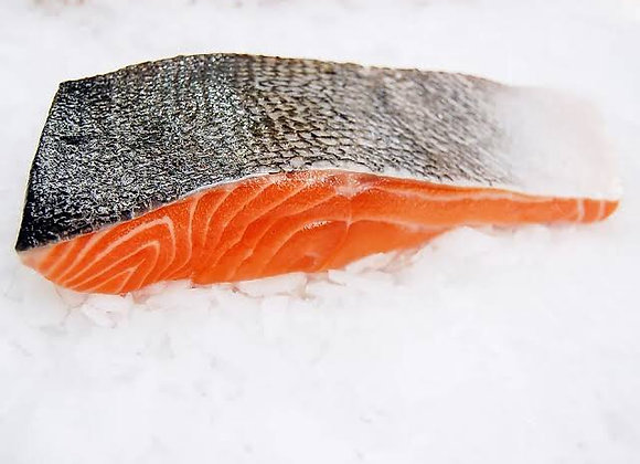 New Zealand King Salmon Portions FRESH