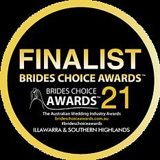 Bride's Choice Awards Nikita Lauren Hair Stylist Finalist