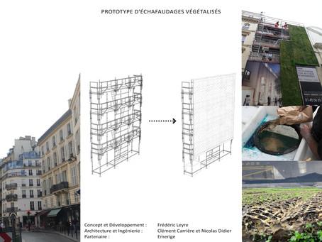 FAIRE PARIS : Greenvaders Lauréat !