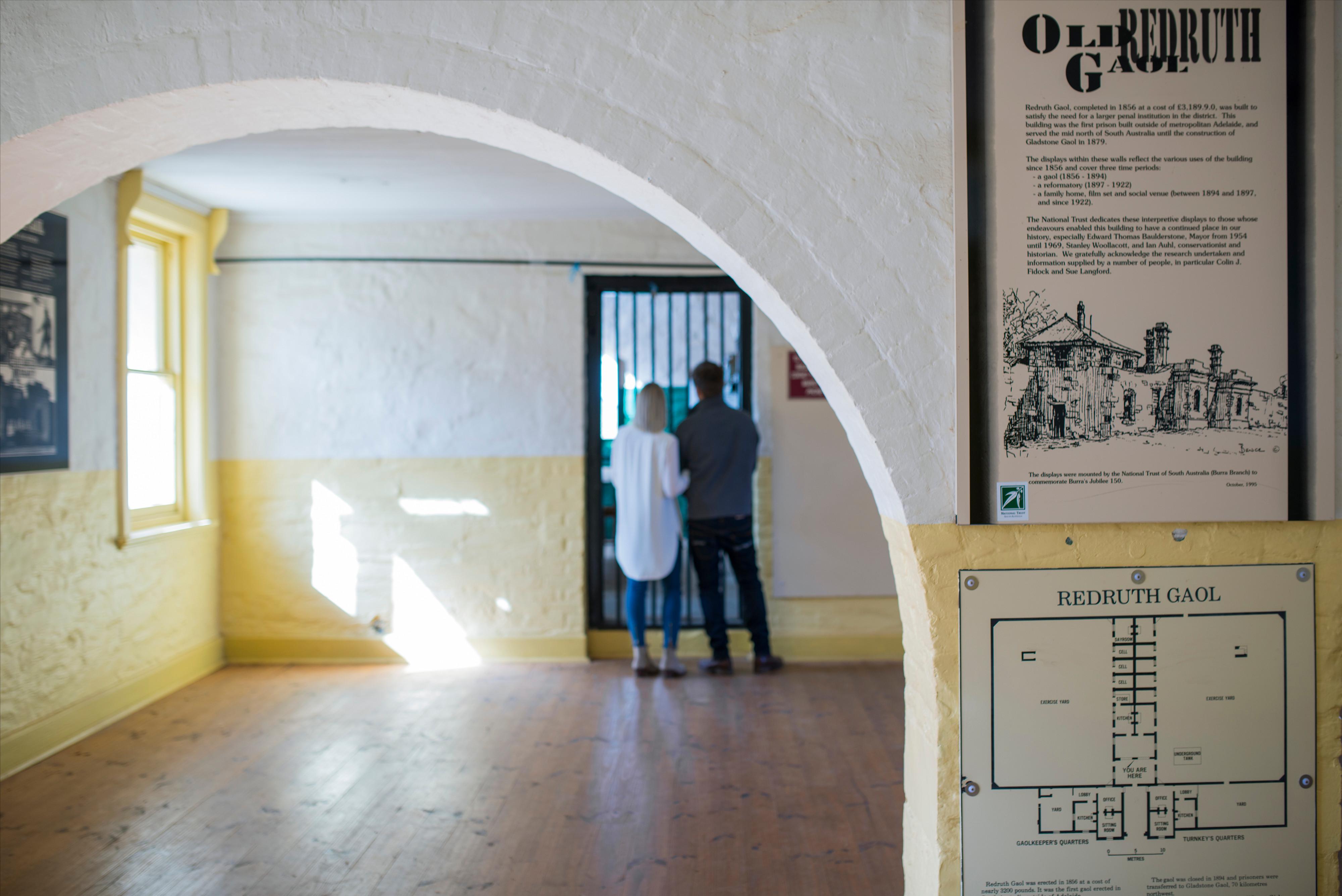 Explore Historic Burra