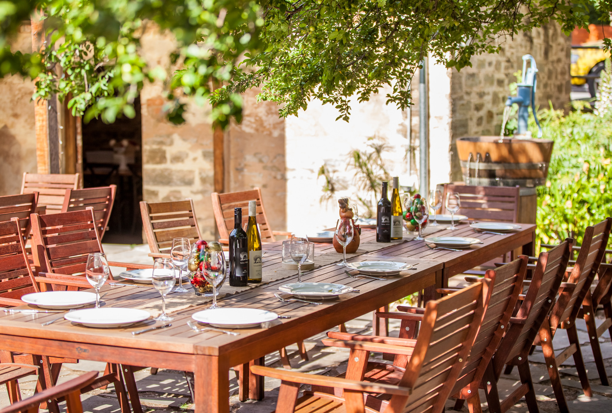 All Inclusive Wine & food Experience