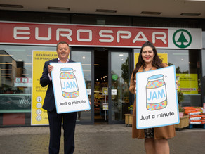 SPAR and EUROSPAR introduce JAM-Card initiative to nationwide retail estate