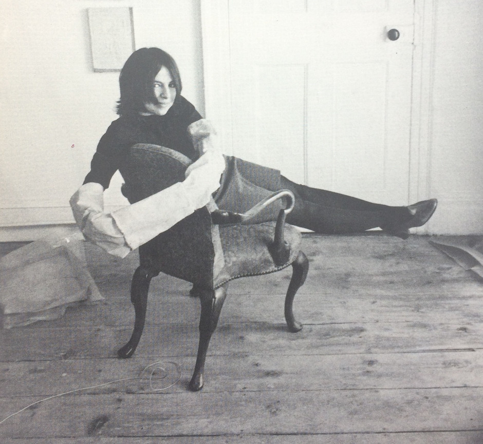 My Memories of Eva Hesse