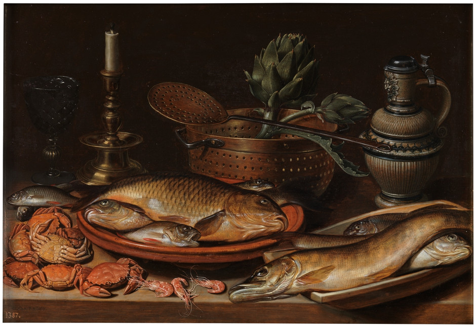 Clara Peeters is at last recognized in the first one-woman show at the Prado