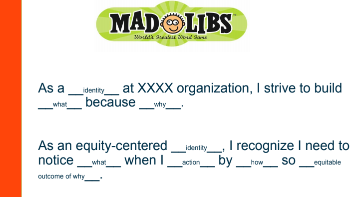 mad libs about identity