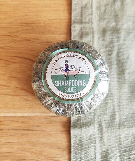 "SHAMPOING cheveux gras ""Les savons de Joya"""